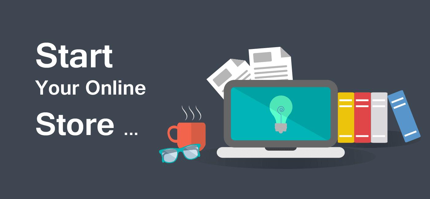 cara mula perniagaan online