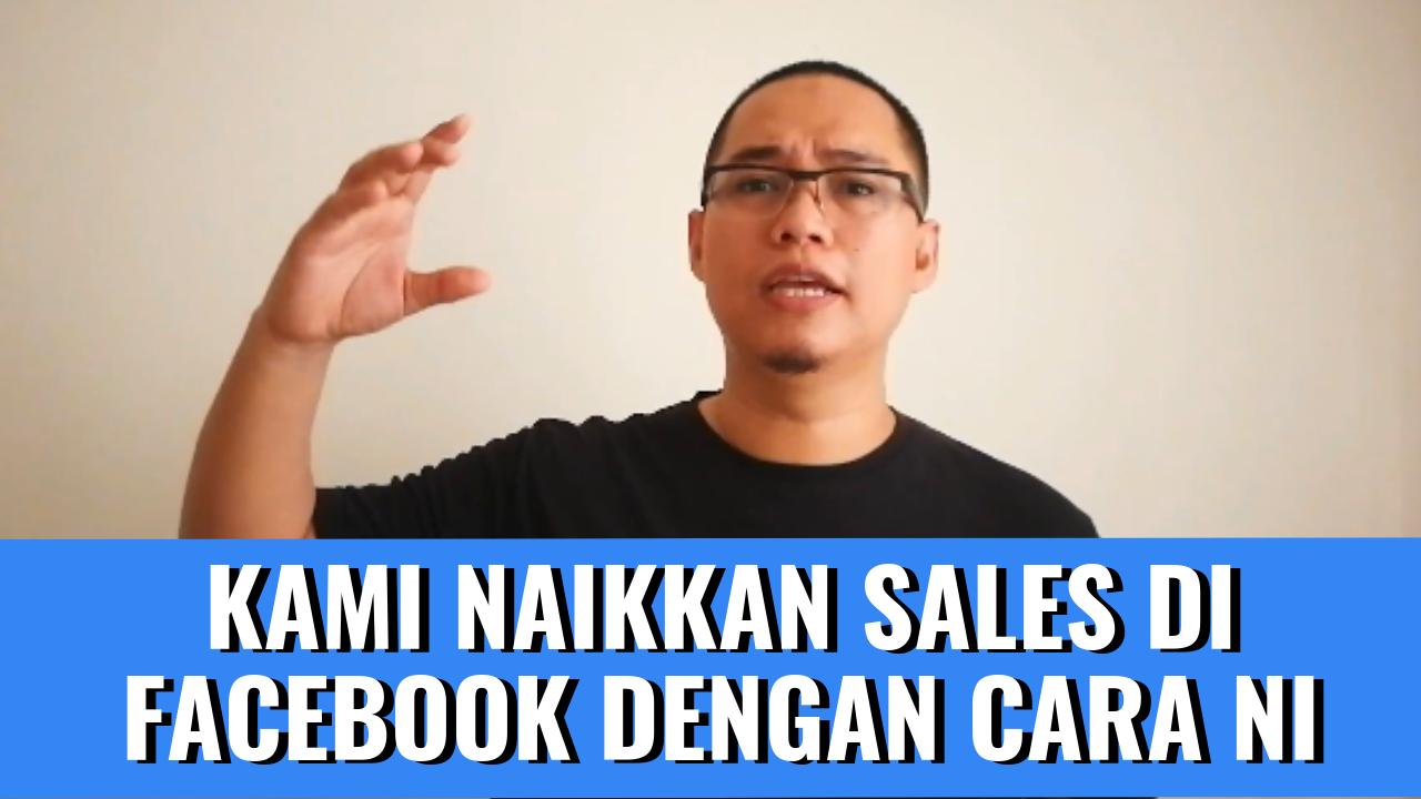 cara menjual di facebook