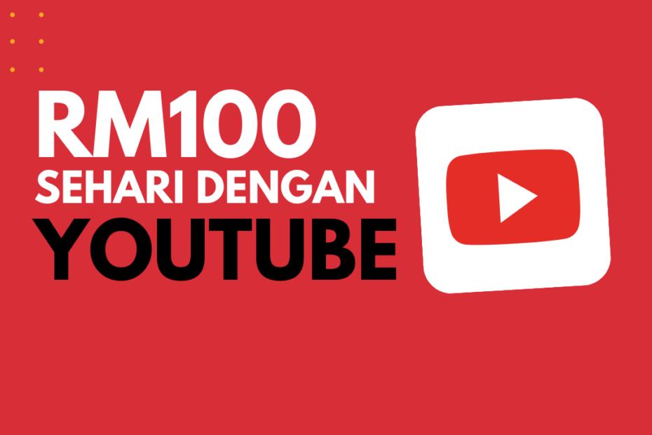 buat duit dengan youtube